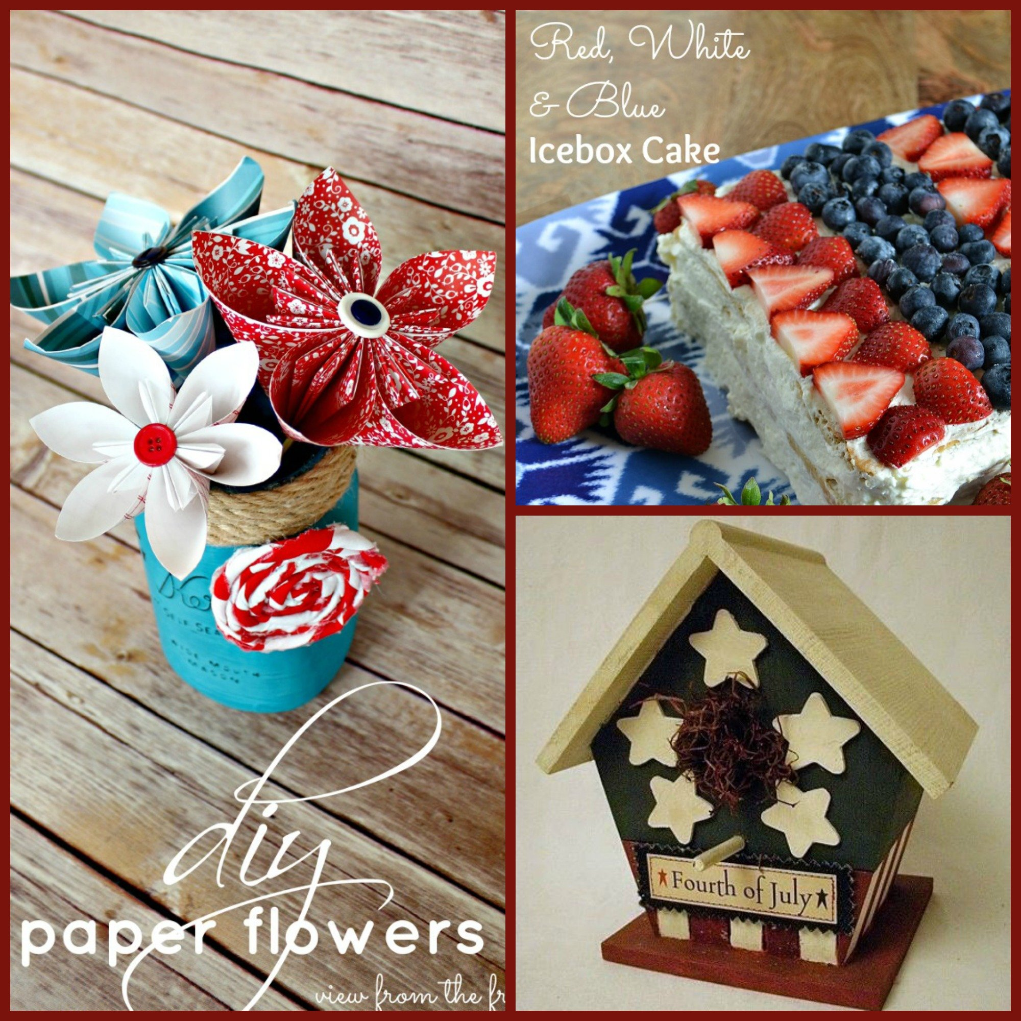 best 4th of july crafts and recipes