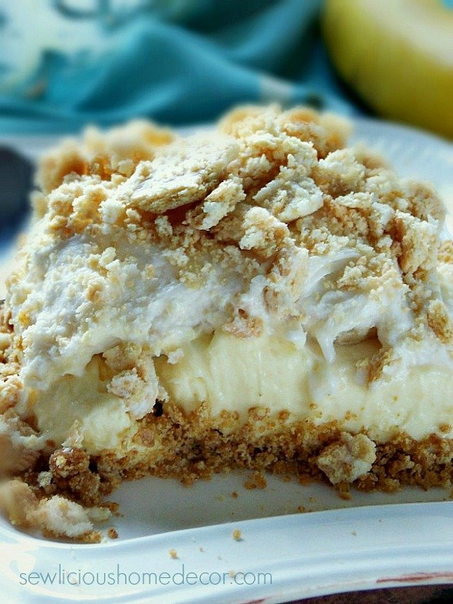 banana pudding cake recipe easy easy no bake banana pudding dessert 1484