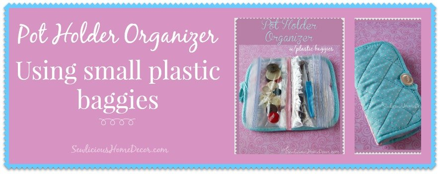 pot holder organizer facebook