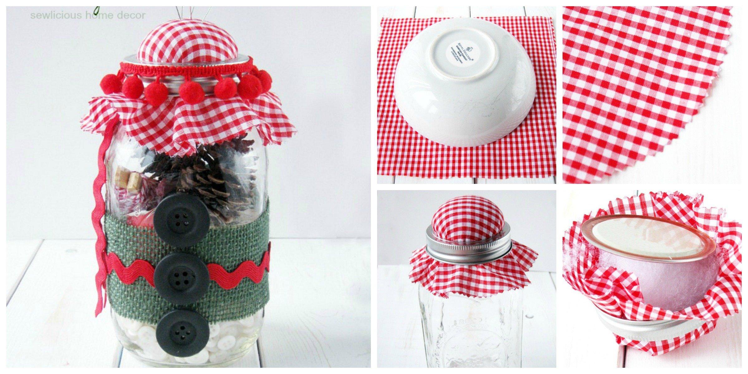 Christmas Sewing Kit tutorial