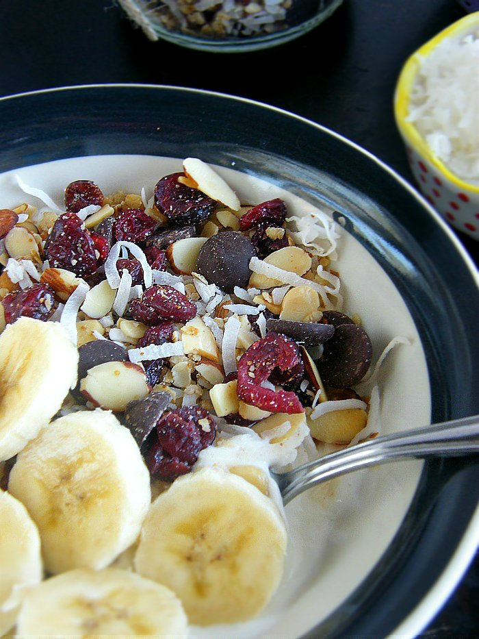 Yogurt Granola Bowl