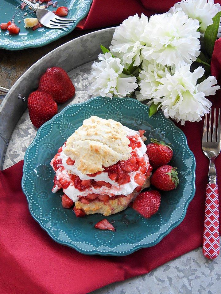 Best Strawberry Shortcake Dessert Recipe