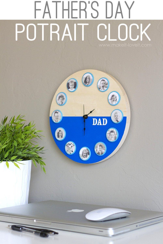 diy-fathers-day-portrait-clock-18