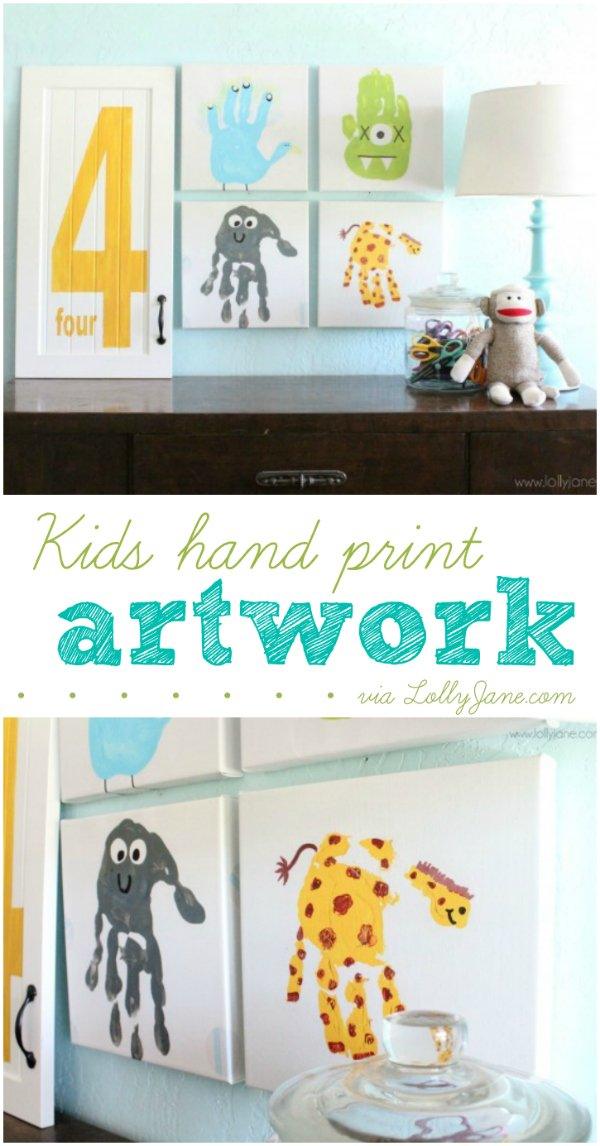 kids-hand-print-artwork
