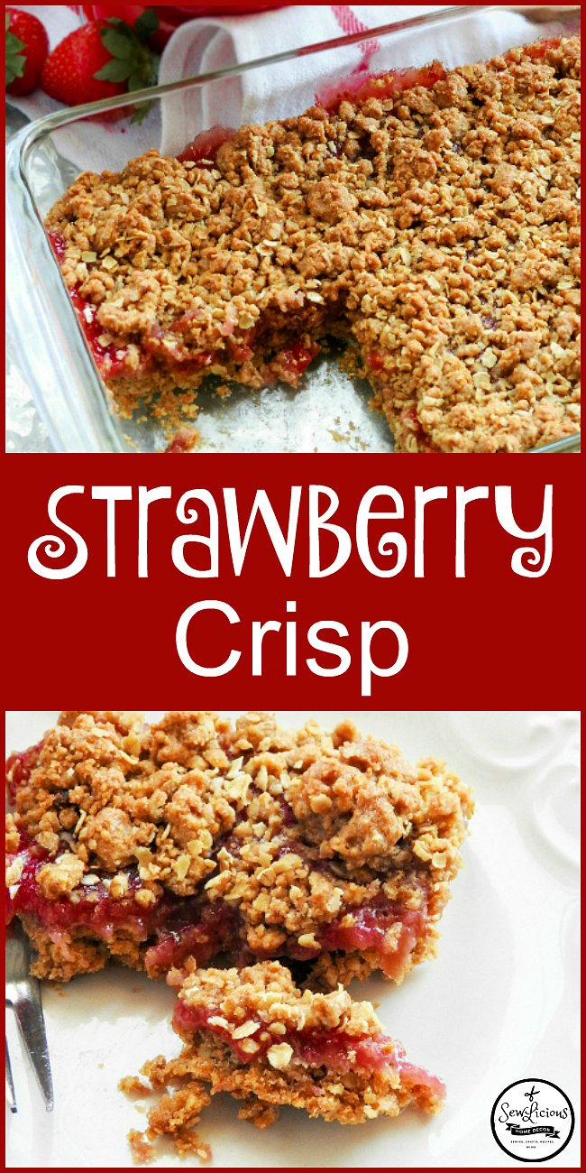 strawberry-crisp-dessert-made-with-oatmeal-brown-sugar-and-a-homemade-strawberry-filling-sewlicioushomedecor