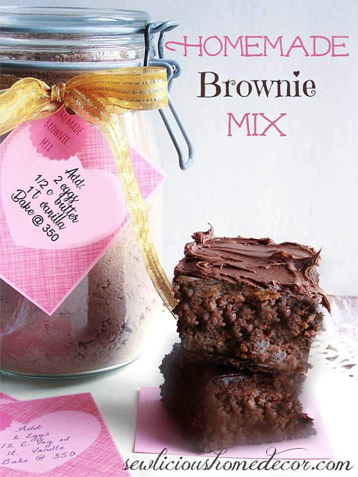 Best Homemade Brownie Mix