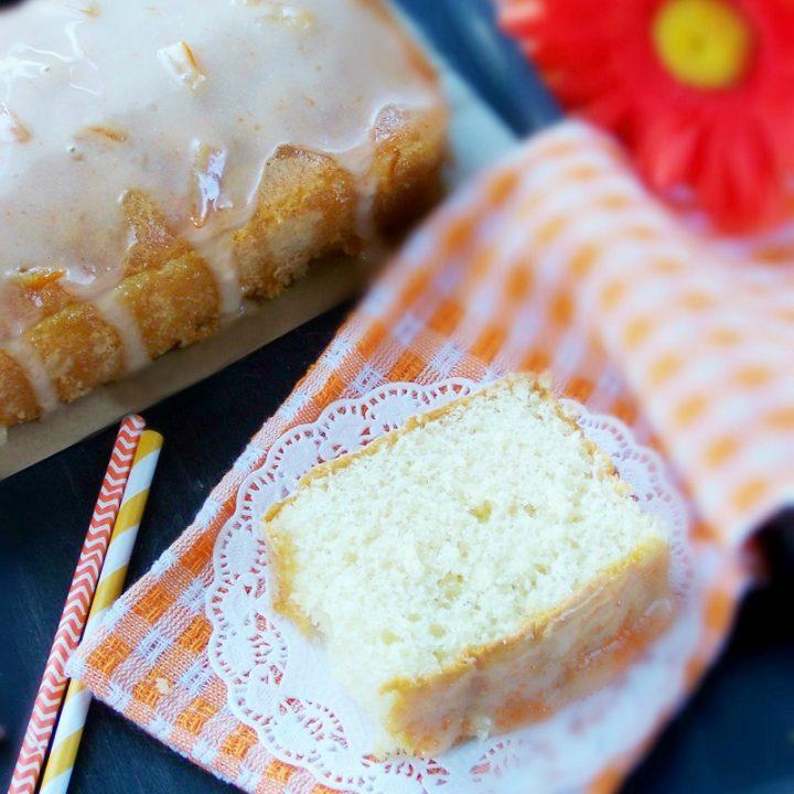 Best Orange Pound Cake