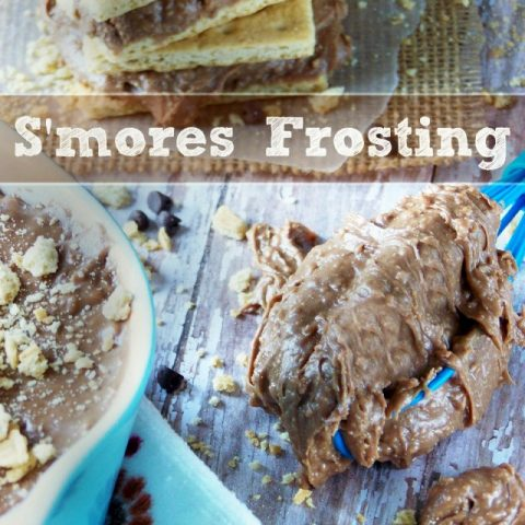 S'mores Frosting and Dip