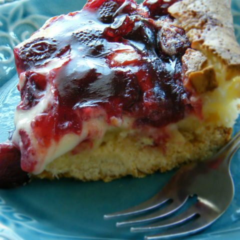 Best Strawberry Cheesecake Shortcake Bars