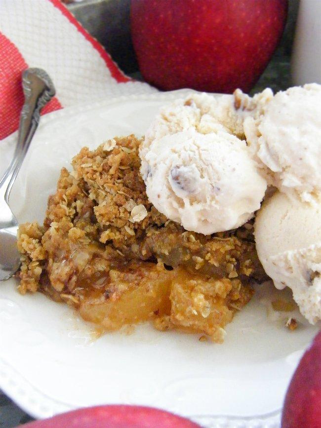 Apple Cobbler Dessert