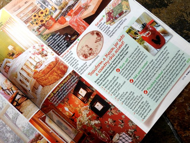 Weve-been-featured-in-Womans-World.-DIY-Rooster-Mason-Jar